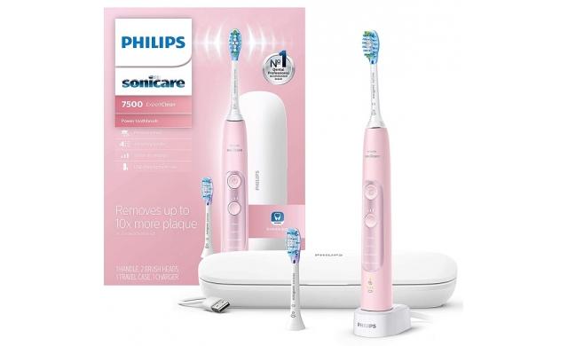 Bàn chải điện Philips Sonicare 7500 Expert Clean Bluetooth
