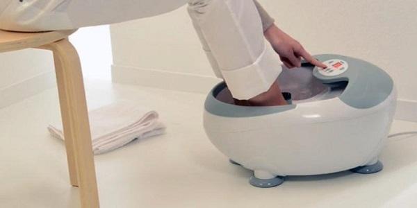 Bồn ngâm chân Beurer và máy mát xa chân khiến đôi chân mỏi nhừ đã trở thành dĩ vãng!