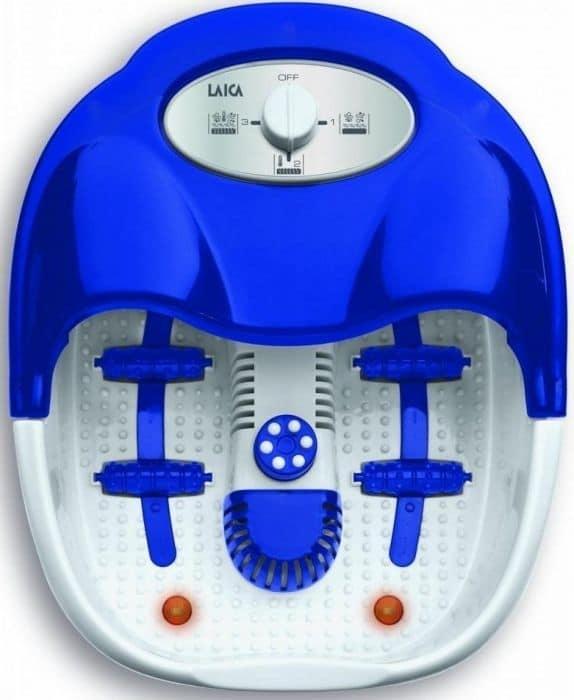 Bồn massage chân hồng ngoại Laica PC1301 - Ý