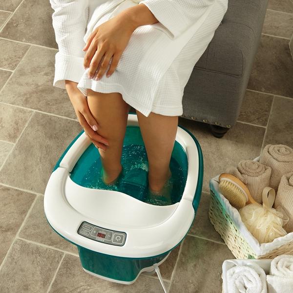 Bồn ngâm chân massage HoMedics FB-650 cao cấp