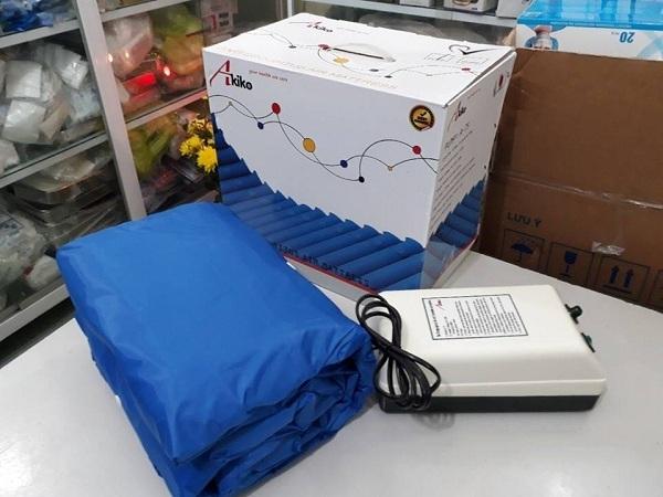 Đệm chống loét Akiko A75 cho giường bệnh 2-3 tay quay