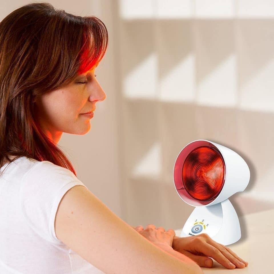 Đèn hồng ngoại trị liệu có hẹn giờ Beurer IL35 (150W)
