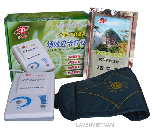 Máy bó thuốc hiệu ứng nhiệt YF-T02A