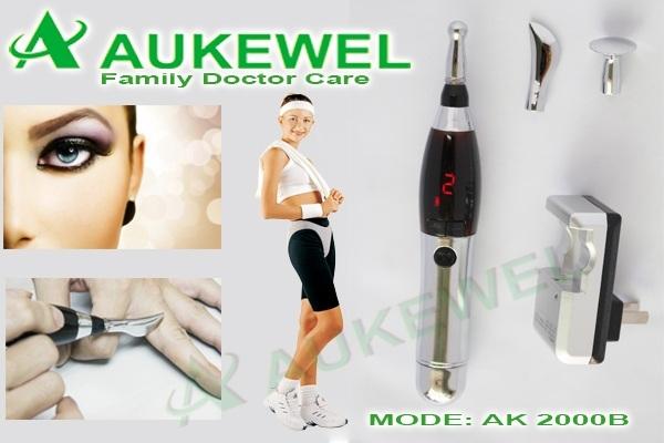 Bút dò huyệt châm cứu Aukewell AK 2000B là một thiết bị điện chất lượng cao dựa trên các nguyên lý của y học Trung Quốc.