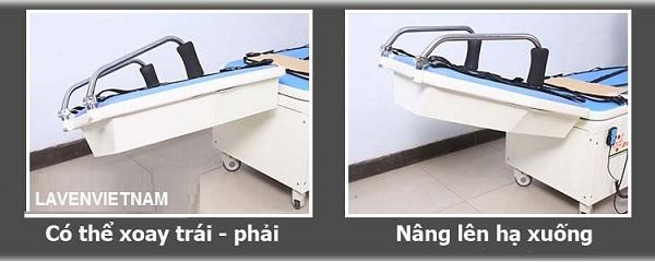 Giường kéo giãn cột sống YP-2009B Điều chỉnh linh hoạt