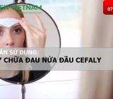 Hướng dẫn sử dụng Cefaly - Máy chữa đau nửa đầu Migraine