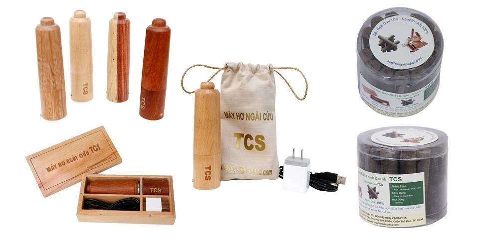 Những mẫu sản phẩm đến từ thương hiệu TCS