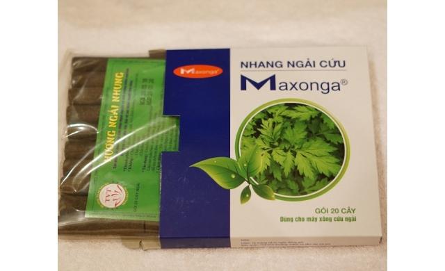 Máy cứu ngải Maxonga Hải Phòng