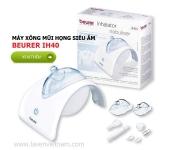 Máy xông mũi họng siêu âm Beurer IH40