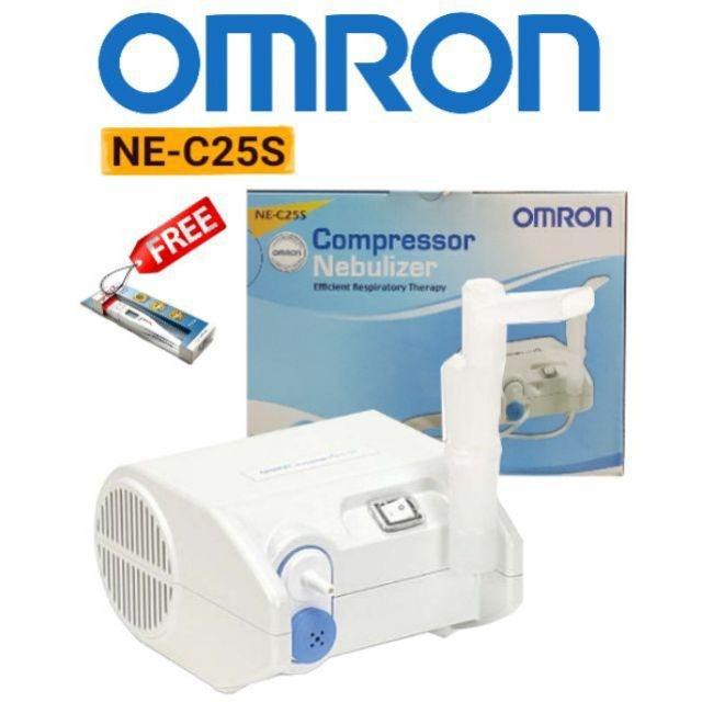 Máy xông mũi họng Omron NE-C25S