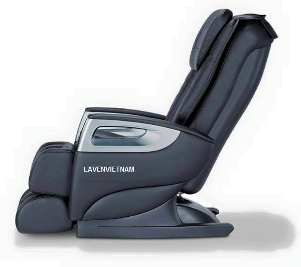 Với 5 chương trình massage, ghế massage MC 5000 đảm bảo massage nhẹ nhàng, sảng khoái, phù hợp với nhu cầu của bạn. Cơ thể và cơ bắp của bạn có thể được thư giãn và thư giãn một cách dễ chịu.