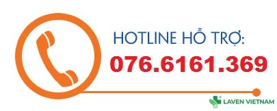 Hotline hỗ trợ Lavenvietnam - 0766161369