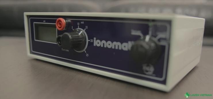 Hình ảnh máy Ionomat
