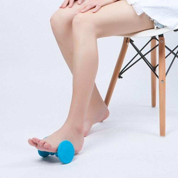 Lăn chân silicol