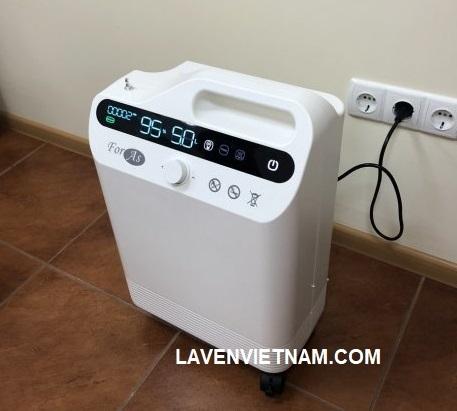 Độ ồn khá thấp 41 dbA. Mức tiêu thụ điện bằng một nửa so với nhiều thiết bị trên thị trường.