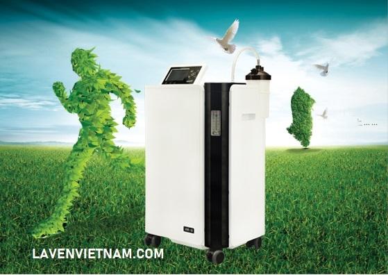 Máy tạo oxy 5 lít Aerti cho bạn oxy tinh khiết đạt chuẩn trong hỗ trợ suy hô hấp hiệu quả