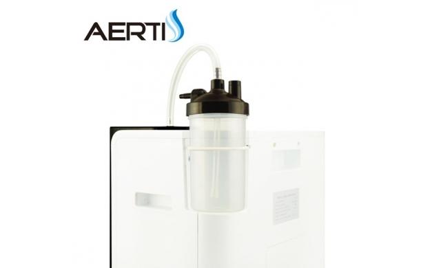 Máy tạo oxy 3 lít Aerti có kèm xông và SpO2