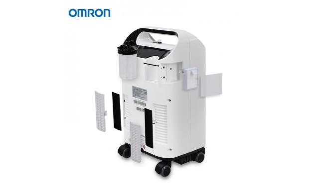 Máy tạo oxy 5 lít Omron KJR-Y53W có kèm xông khí dung