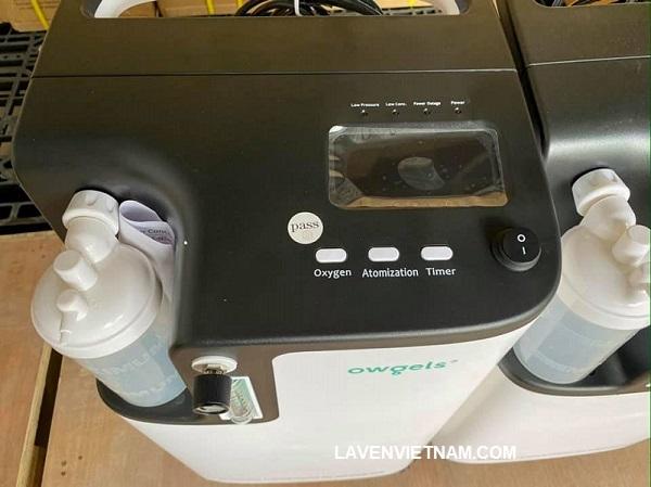 Máy tạo oxy Owgels OZ-5- 01TW0 có lưu lượng oxy 0.5-5 lít/phút, độ tinh khiết của oxy đạt 96% chất lượng cao, đảm báo đáp ứng được nhu cầu của người sử dụng với lượng oxy đều đặn tại nhà.