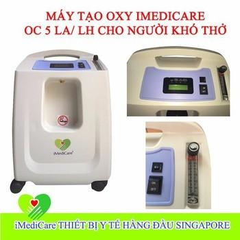 Máy tạo oxy 5 lít IMediCare OC-5LH