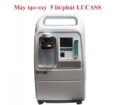 Máy tạo oxy 5 lit Lucass OC-S50