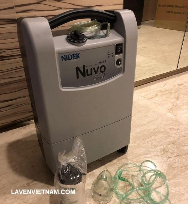 Tiêu thụ điện năng rất thấp, chỉ 290 W, sử dụng máy tạo oxy và bảo trì dễ dàng