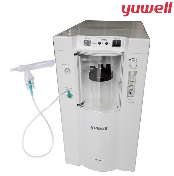 Máy tạo oxy YUWELL 7F-3W (có khí dung)