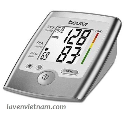 Máy đo huyết áp bắp tay Beurer BM35