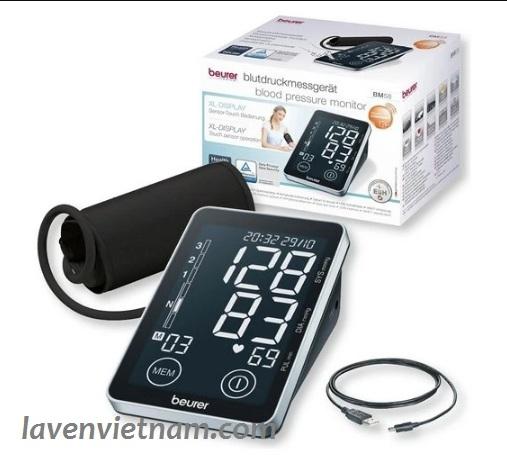 Máy đo huyết áp bắp tay Beurer BM58