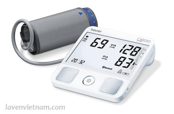 Máy đo huyết áp Beurer BM93 kèm điện tâm đồ