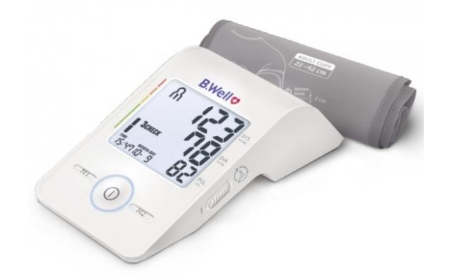 Máy đo huyết áp bắp tay B.Well MED-55