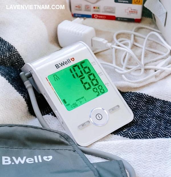 Máy đo tự động B.Well MED-55 là thiết bị hiện đại với những công nghệ độc đáo.