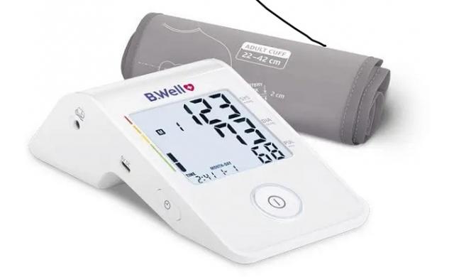 Máy đo huyết áp bắp tay B.Well MED-53
