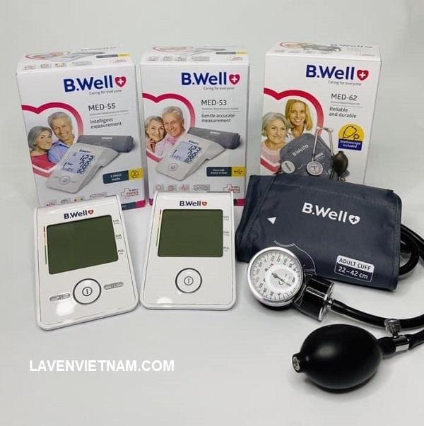 Máy đo huyết áp B.Well MED-53 được trang bị bộ chỉ báo rối loạn nhịp tim, thông báo những bất thường về tần số bình thường hoặc tần số nhịp tim trong quá trình đo.