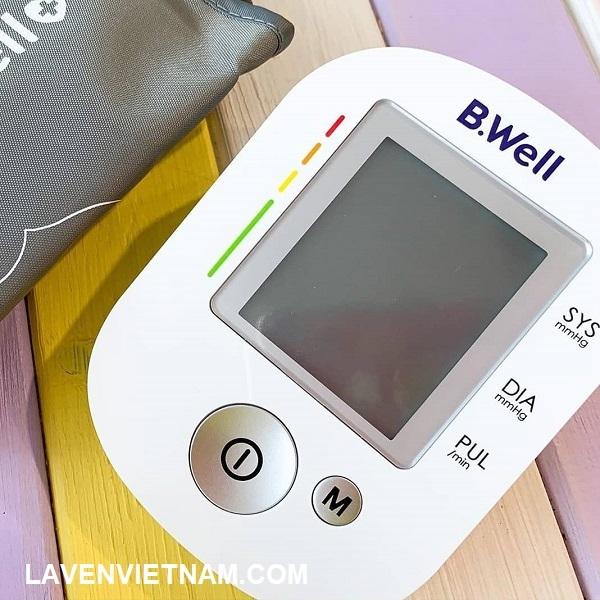 Máy đo huyết áp tự động PRO-35 thoải mái cho người sử dụng và có các chức năng tiện lợi.