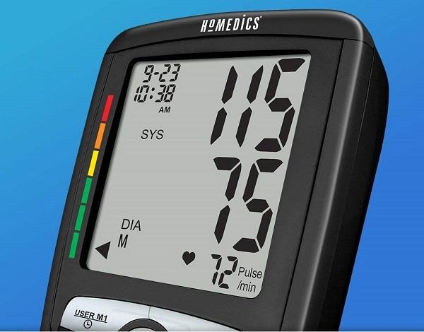 Chỉ với một nút bấm, Homedics BPA-O300 hoàn hảo cho mọi lứa tuổi