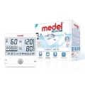 Máy đo huyết áp bắp tay Medel Cardio MB10 (Italy) bluetooth