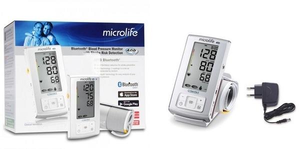 Máy đo huyết áp bắp tay Microlife A6 BT