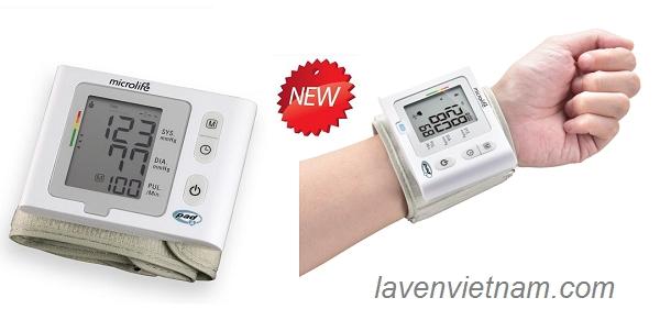 Máy đo huyết áp cổ tay Microlife BP W2-Slim