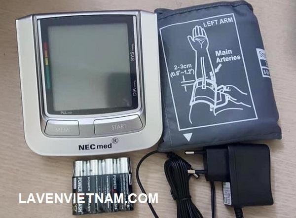 Màn hình của thiết bị này thuộc loại LCD với kích thước cân đối mà kết quả đo được có thể dễ dàng đọc được từ màn hình của thiết bị.