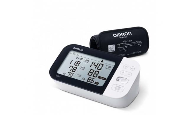 Máy đo huyết áp bắp tay Omron