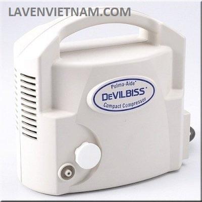 Máy khí dung Devilbiss Pulmo Aide được sử dụng nhiều trong các hệ thống bệnh viện, phòng khám