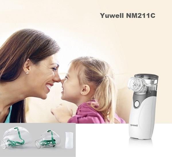 Máy xông khí dung cầm tay Yuwell NM211C
