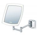 Gương trang điểm Beurer BS89 treo tường, mặt gương vuông
