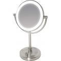 Gương trang điểm 2 mặt Homedics MIR-8150 kèm đèn led