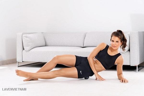 Bóng trị liệu hiệu quả cao và linh hoạt có thể được sử dụng đứng, nằm hoặc ngồi