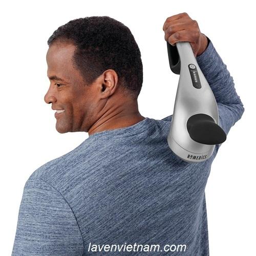 Máy massage cầm tay HoMedics HHP-425 pin sạc không dây