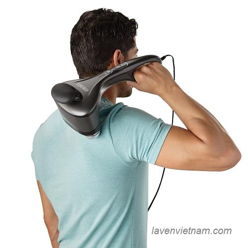 Máy massage cầm tay HoMedics HHP-500H có nóng lạnh
