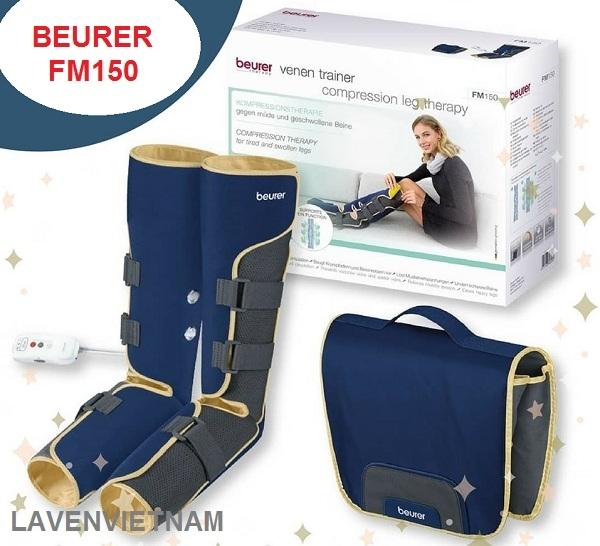 Được sử dụng thường xuyên, Beurer FM 150 phòng chống sự khó chịu cấp tính do chân nặng và sưng và giúp ngăn ngừa các triệu chứng mãn tính lâu dài của chân nặng (tức là cảm giác nặng ở chân dưới và sưng) phát sinh.