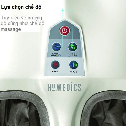 Máy massage chân HoMedics FMS-351HJ
